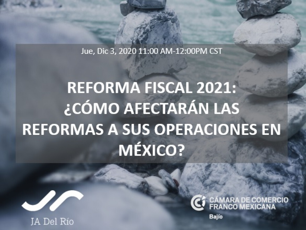 Reforma Fiscal 2021